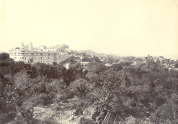 The Palace, Udaipur. From the south 430475